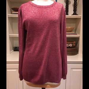 French Connection Sweaters - Holiday Sparkle French Connection Sweater X Large