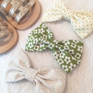 KiKi Lee Other - Handmade 3-Pack of Bows