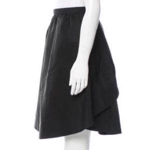 Carven Dresses & Skirts - CARVEN Black Tulip Skirt