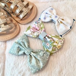KiKi Lee Other - Handmade Boutique Bows 3 Pack