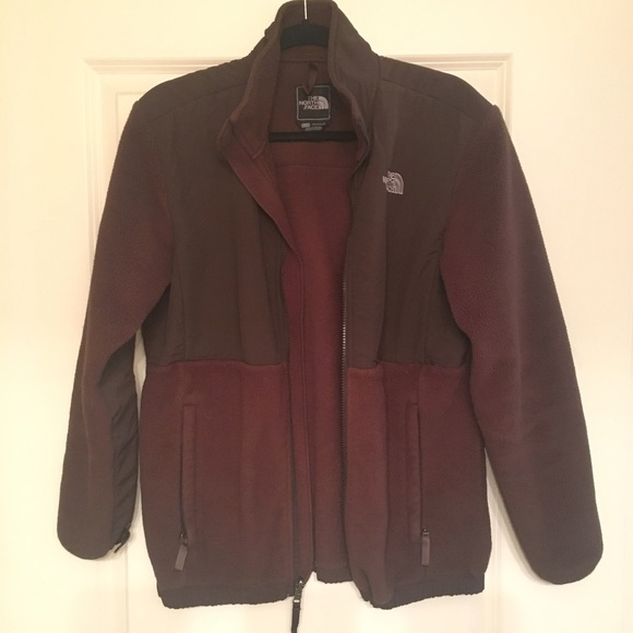 4f8682a76 Chocolate Brown North Face Denali Jacket