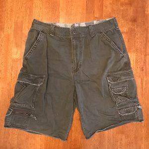 Carbon Other - Men's Carbon cargo shorts