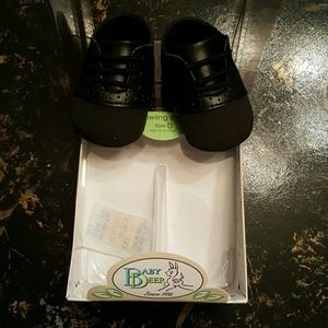 Baby Deer Other - Newborn Oxford shoes