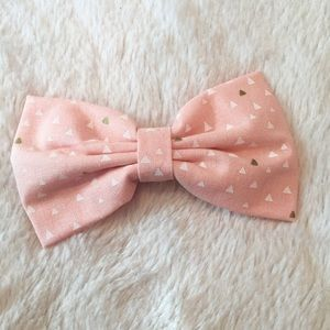 KiKi Lee Other - Handmade Geometric Large Bow
