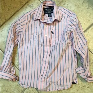 abercrombie kids Other - Abercrombie boys dress shirt