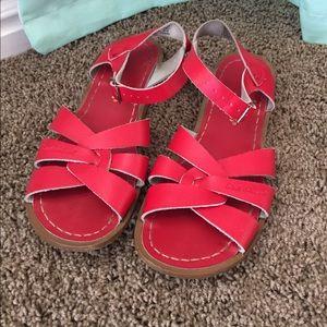 Salt Water Sandals by Hoy Shoes - Salt Water Sandals!