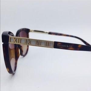 Tiffany & Co. Accessories - Tiffany & Co Tortoise cat eye sunglasses