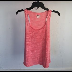 Mossimo Supply Co Tops - Heathered red lightweight racerback tank top