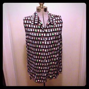 Austin Reed Tops - Austin Reed, 100% Silk, Size 14 Top