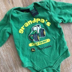 John Deere Other - BABY John Deere Grandpa's Little Farmer