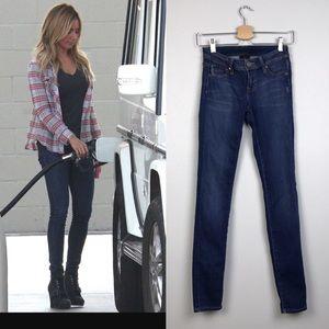 Genetic Denim Denim - Genetic Denim The Shane Skinny Blue Jeans