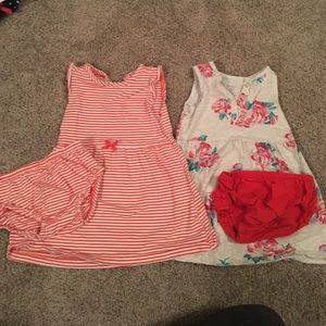Carter's Other - Set of Carters dresses