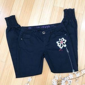 Desigual Pants - DESIGUAL jogger pants, 30.
