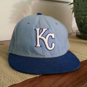 New Era Other - Kansas City Royals New Era fitted