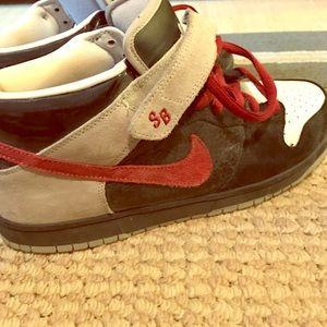"Nike Other - Nike SB mid dunks ""November Rain"""