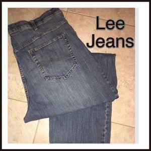 Lee Other - 🔵Men's🔵Lee Premium Denim Jeans Custom Waist