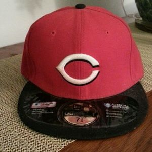 New Era Other - Cincinnati Reds New Era 59FIFTY fitted
