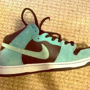 "Nike Other - Nike SB mid dunk pro ""Sea Crystal"""