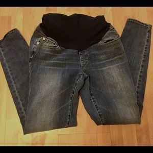 Luxe Essentials Apparel Denim - Luxe Essentials denim maternity skinny jeans 27