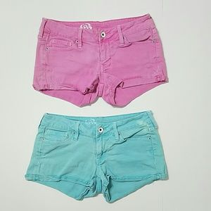 Bullhead Pants - Colored Demin Short Bundle