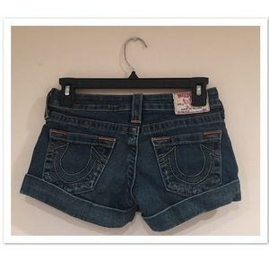 True Religion Pants - True Religion Jean Shorts