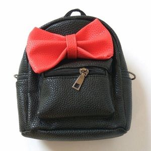 SALE Disney 'Mini Mouse Backpack' & Crossbody