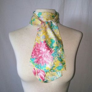 2for1 SILKY Head/Neck Scarf