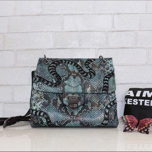 Aimee Kestenberg Handbags - 🦋Aimee Kestenberg jax snake shoulder bag