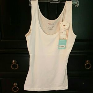 ASSETS by Sara Blakely Other - White Assets shaping cami NWT, size large