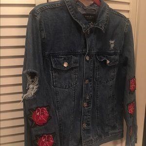 Pacsun Jackets Coats La Rose Denim Jacket Poshmark