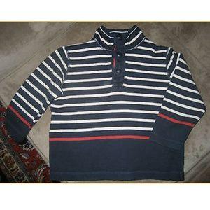 Petit Bateau Other - PETIT BATEAU Boys Toddler mockneck sweat shirt