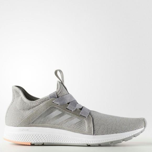 le adidas new edge lux rimbalzare grey scarpe poshmark