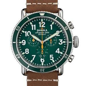 Shinola Other - Shinola 47mm Runwell Sport Chronograph Watch