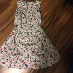 Gap Floral Dress with Pockets