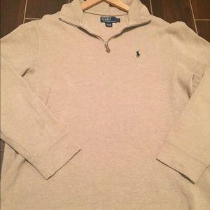 Polo by Ralph Lauren Other - Polo by Ralph Lauren Half Zip Sweater