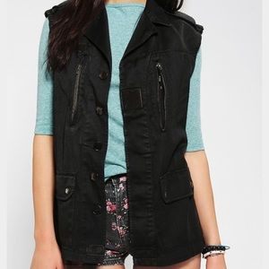 Urban Outfitters Jackets & Blazers - Urban Renewal French F2 Military Vest