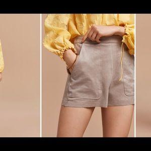 Aritzia Pants - Aritzia Wilfred Boissier Short Size XS