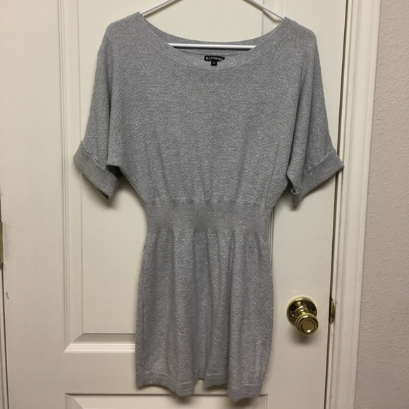 Express Dresses - Express gray dress