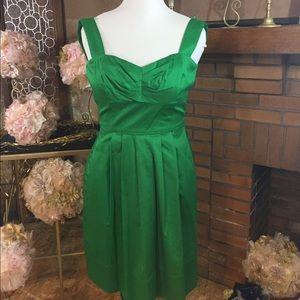 Donna Ricco Dresses & Skirts - Donna Rico kelly green dress sz 10
