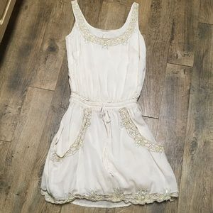 Willow & Clay Dresses & Skirts - Willow & CLAY Anthropologie Romper Cotton Blend XS