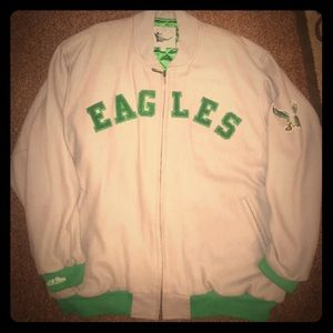 Mitchell & Ness Other - Rare Philadelphia Eagles NFL Jacket 🏈