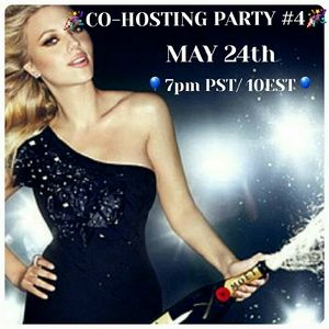 POSH PARTY #4 Other - 🎉🎈CO-HOSTING PARTY #4 🎉🎈
