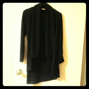 Necessary Clothing Sweaters - Black Duster