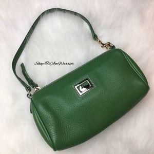 Dooney & Bourke Handbags - Authentic Dooney & Bourke rare green Dillen bag