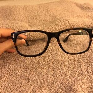 78b9993dd8a Tom Ford Accessories - Tom Ford Unisex 5147 Dark Havana Optical