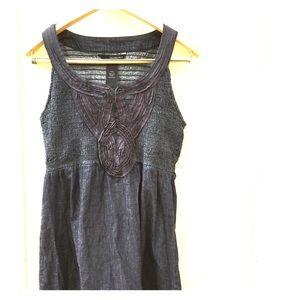 Calvin Klein Dresses & Skirts - Calvin Klein Jean Stretch Dress