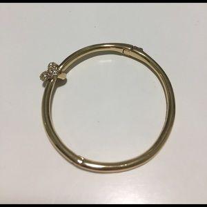 kate spade Jewelry - FLASH SALE 🔥 Kate Spade Gold Knot Bracelet Bangle