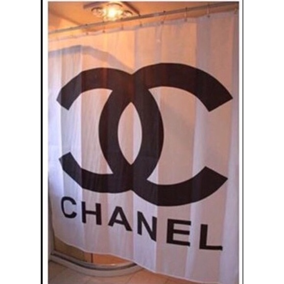 Last One OFFERS Chanel Shower Curtain