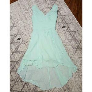 Dresses & Skirts - Mint formal dress