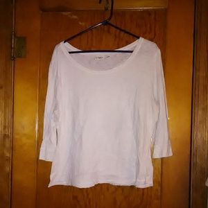 Cato Tops - Cute 3/4 sleeve top
